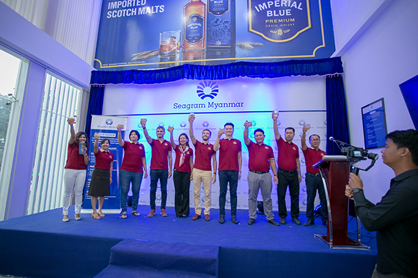 News & Events - Seagram Myanmar
